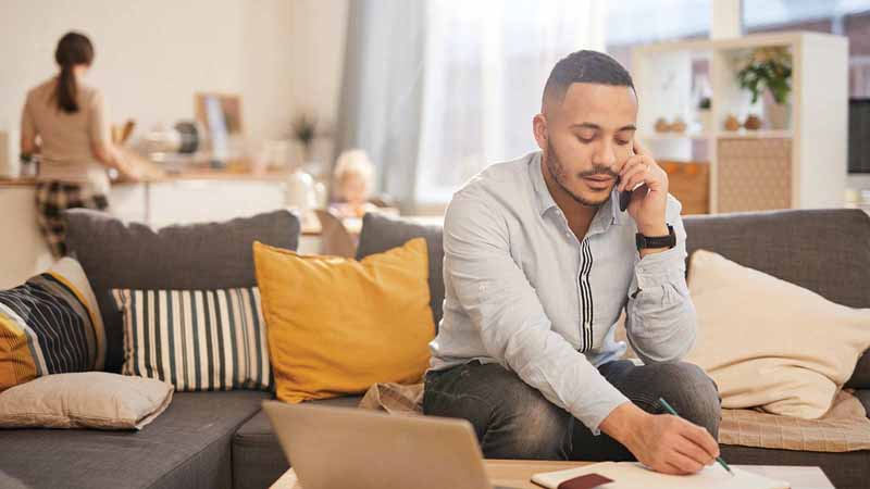 Working From Home Could Cause Employee Mental Health Issues