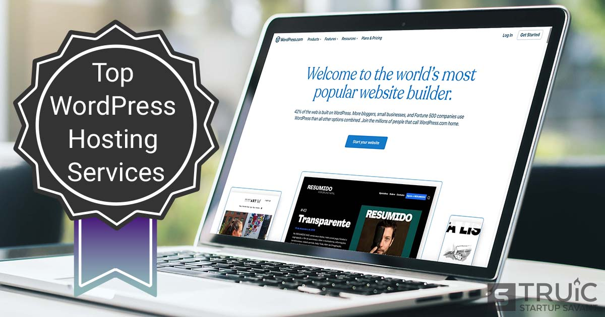 Find the best wordpress hosting service for your small business.