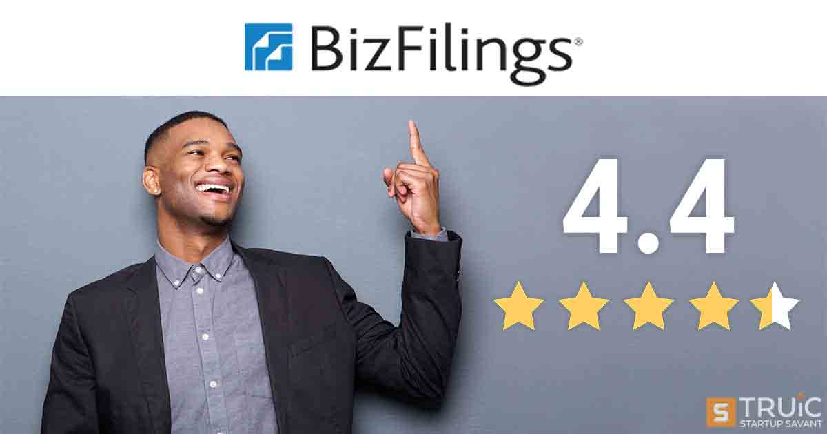 BizFiling Registered Agent Review
