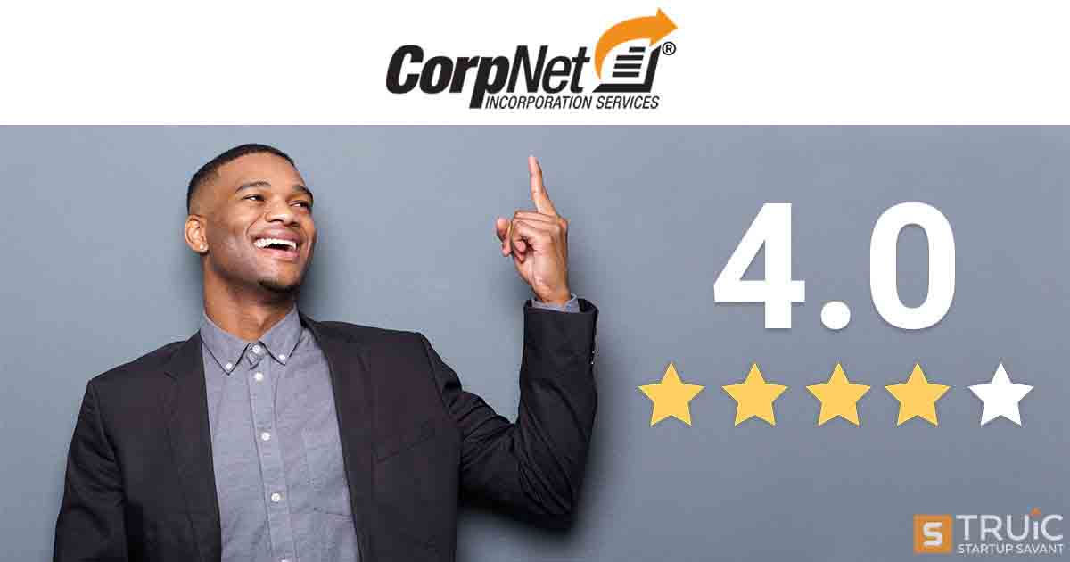 CorpNet LLC Review