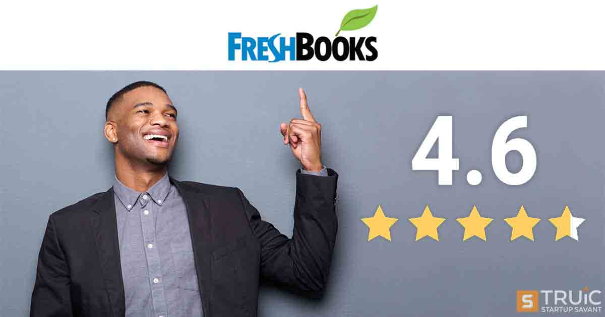FreshBooks Review image.