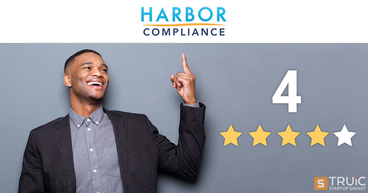 Harbor Compliance Registered Agent Review