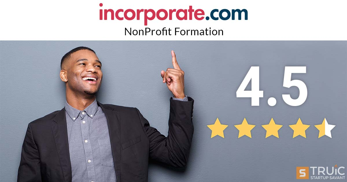 Incorporate.com Nonprofit Review