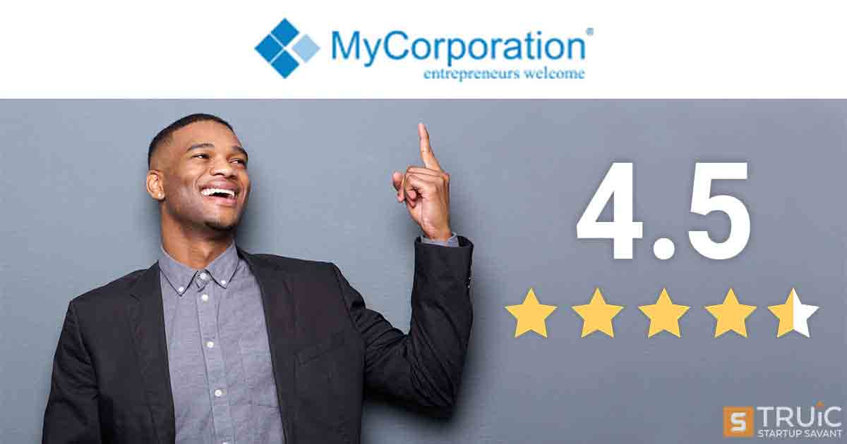 MyCorporation Annual Report Filing Review