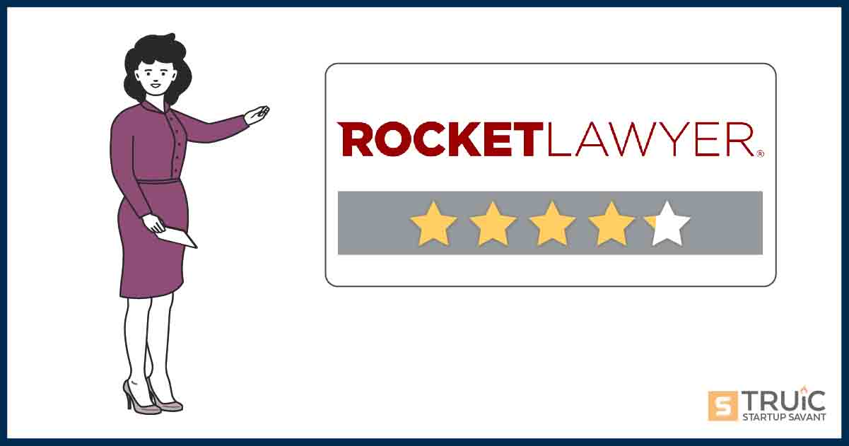 Rocket Lawyer Legal Services Review.