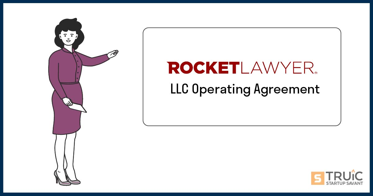 Rocket Lawyer LLC Operating Agreement Template Review