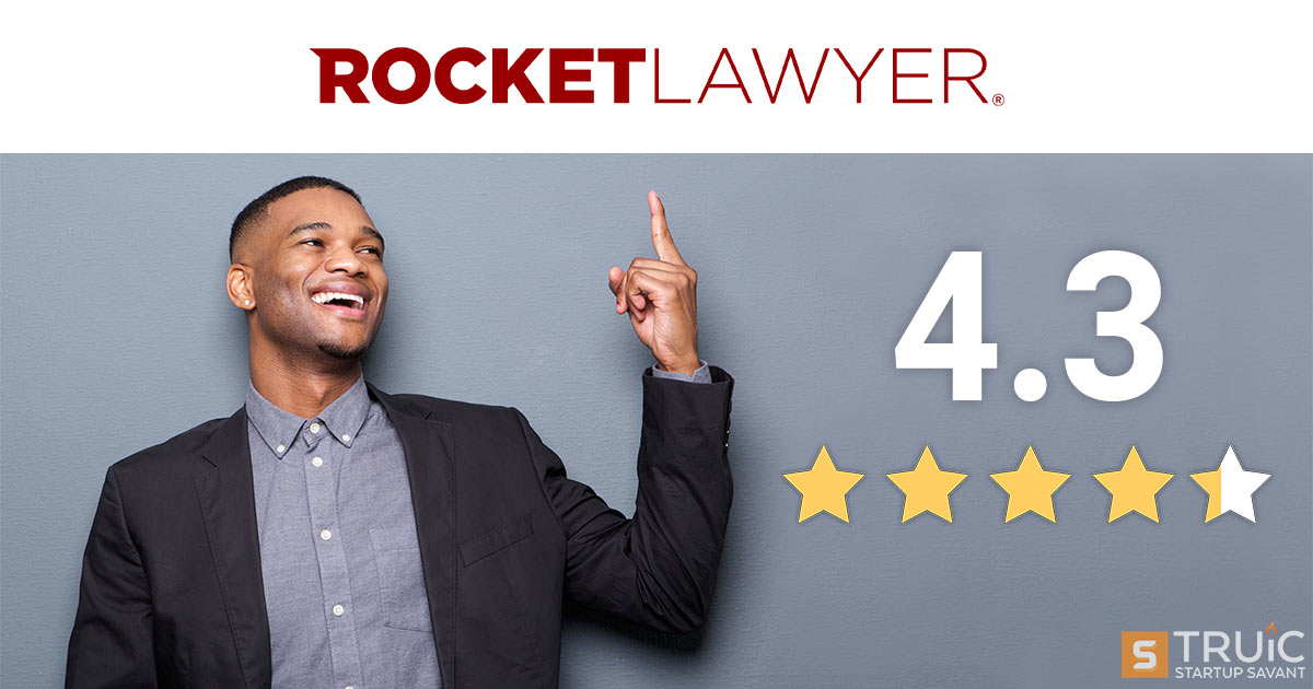 Rocket Lawyer Registered Agent Review
