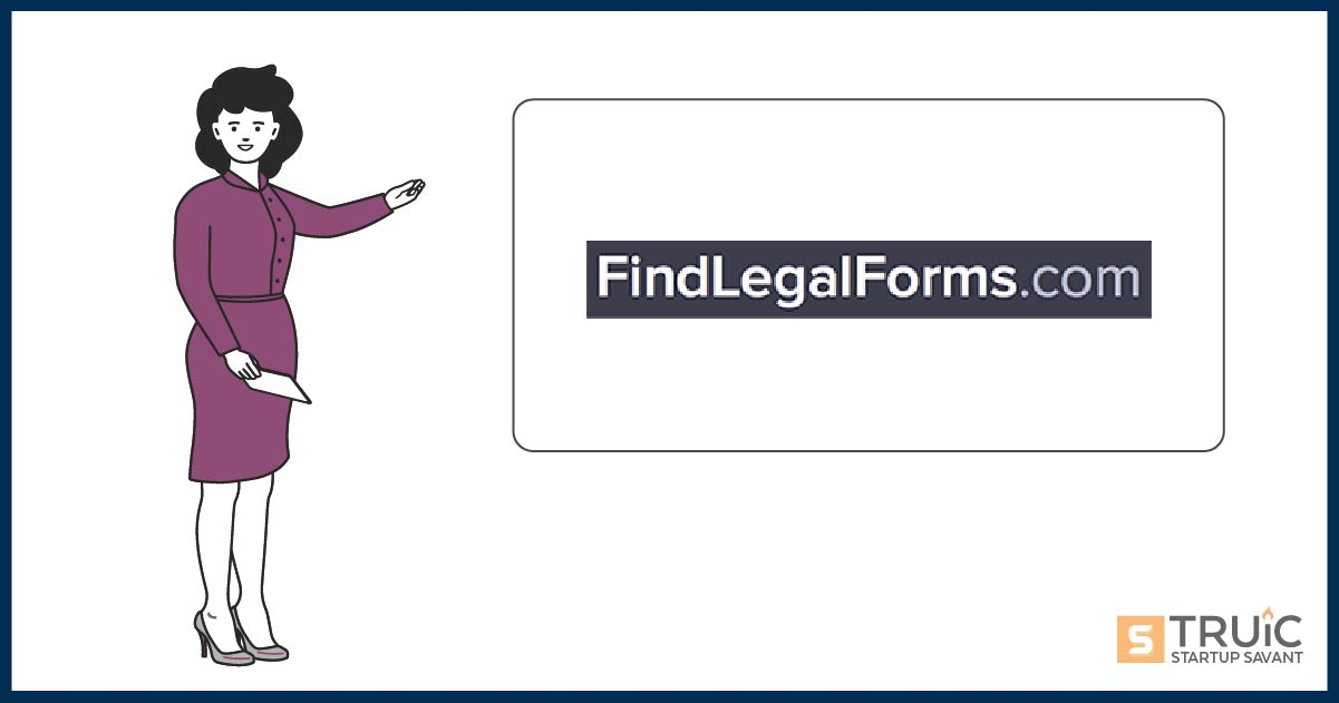 FindLegalForms.com Template Review