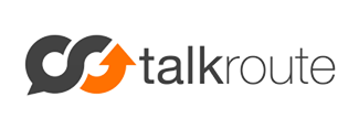 Talkroute logo
