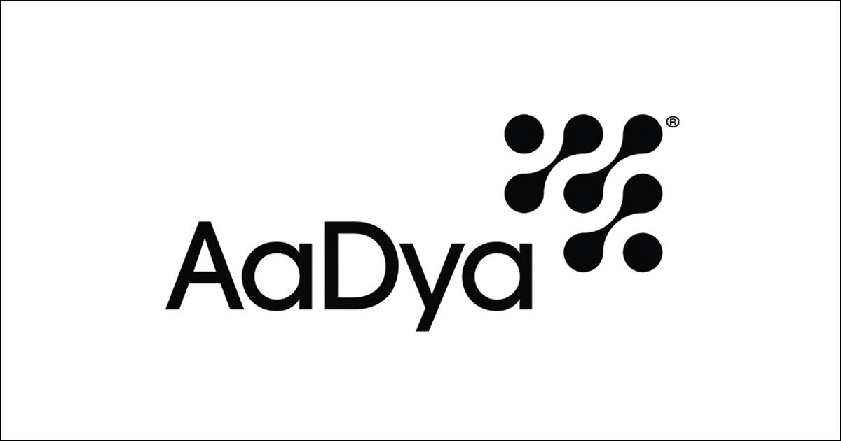 AaDya Security logo.