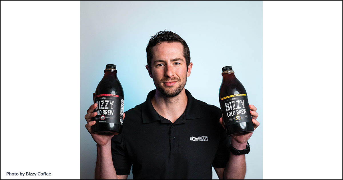 Alex French of Bizzy Coffee