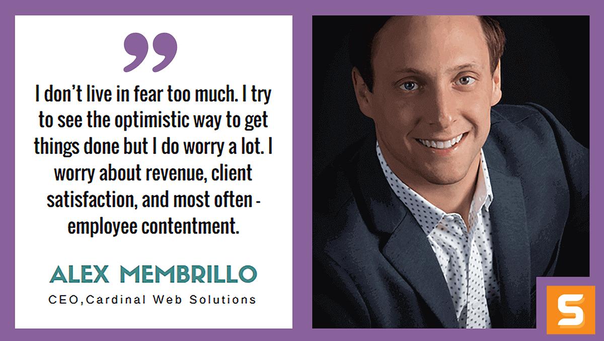 Alex Membrillo Interview