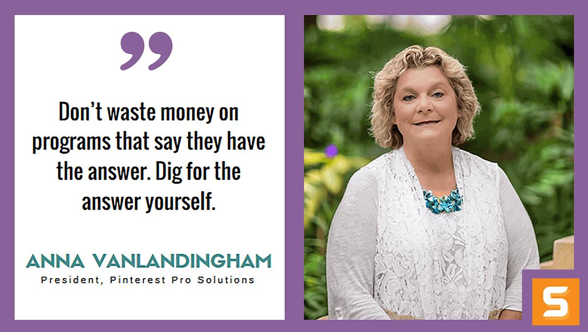 Anna Ruth Vanlandingham Interview