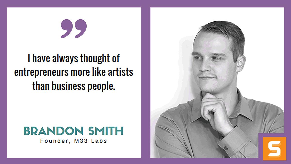 Brandon Smith Interview