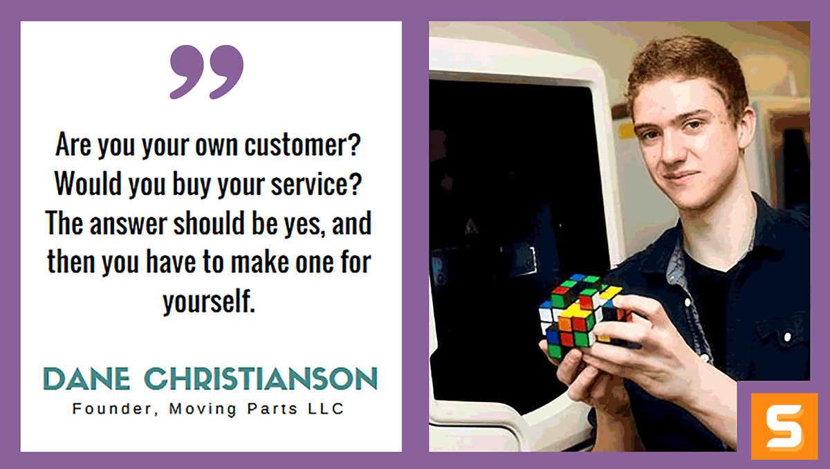 Dane Christianson Interview