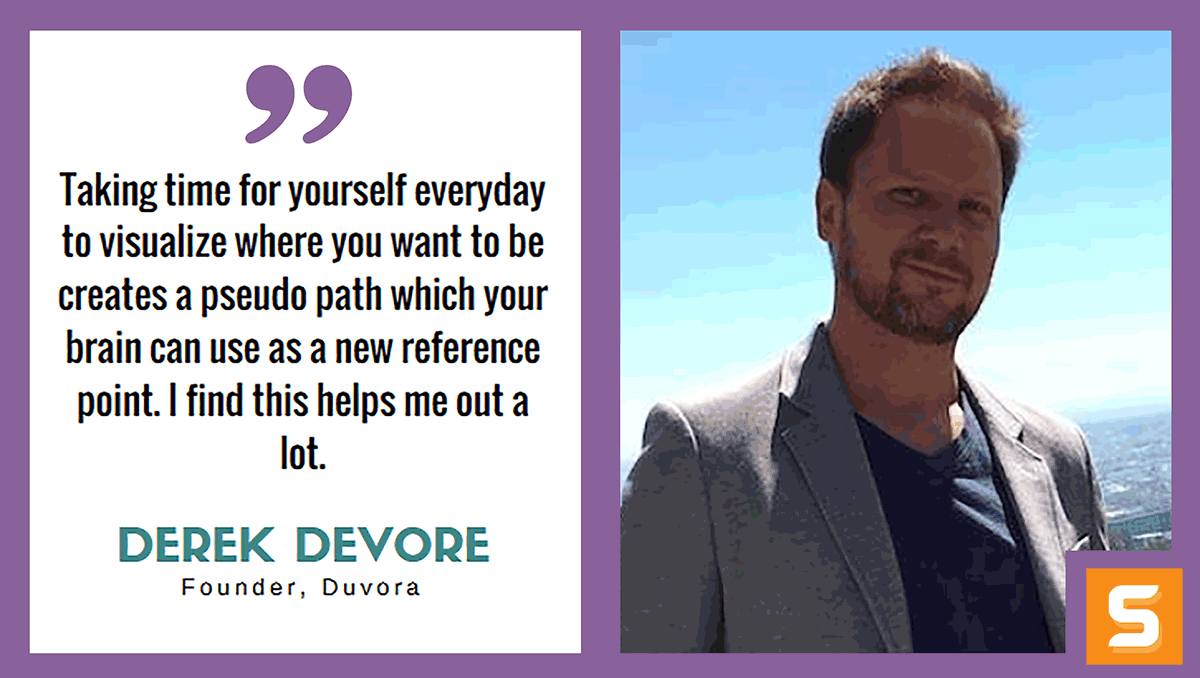 Derek Devore Interview