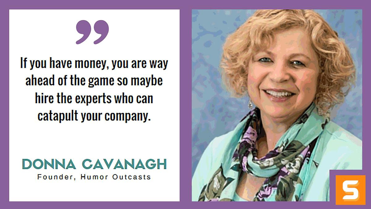 Donna Cavanagh Interview