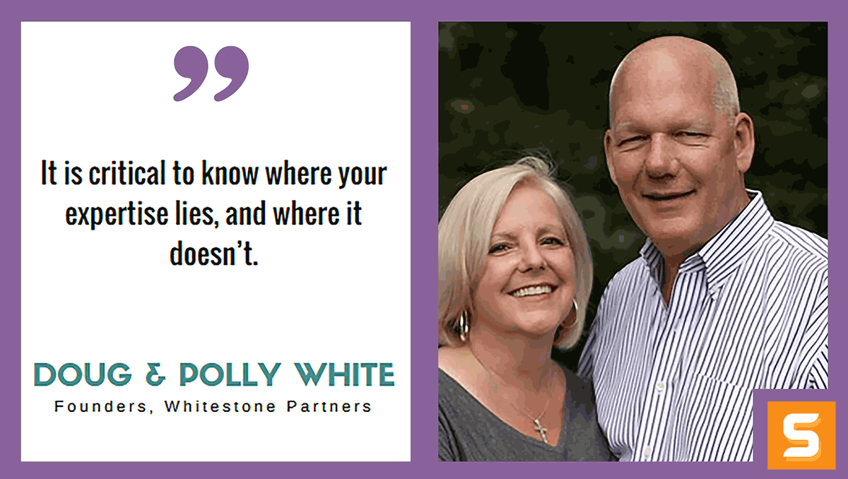 Doug & Polly White Interview