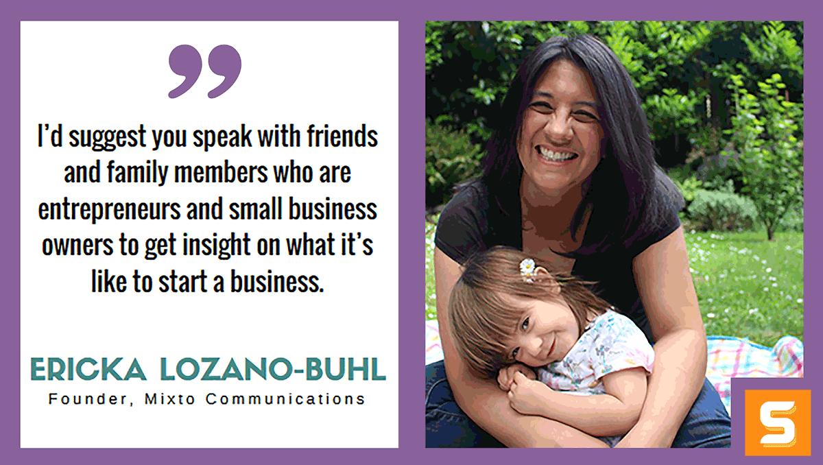 Ericka Lozano-Buhl Interview