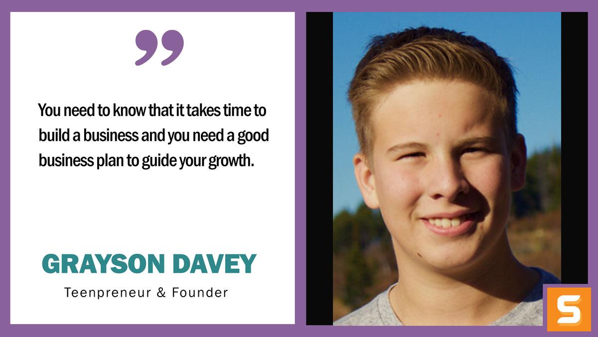 grayson davey interview