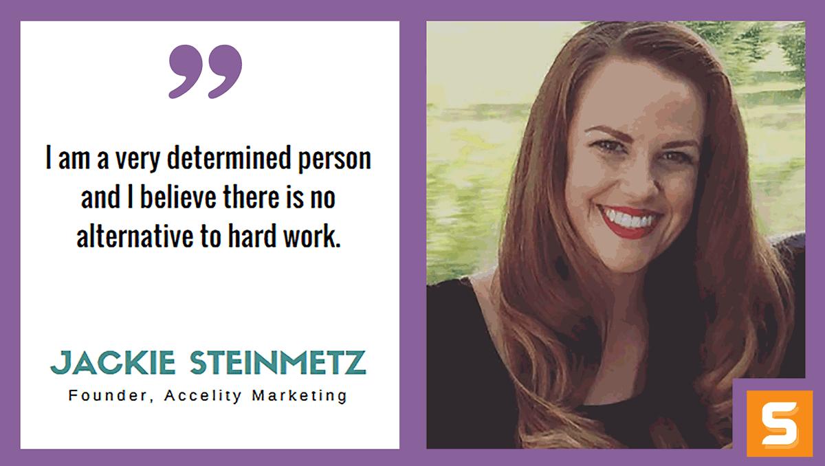 Jackie Steinmetz Interview