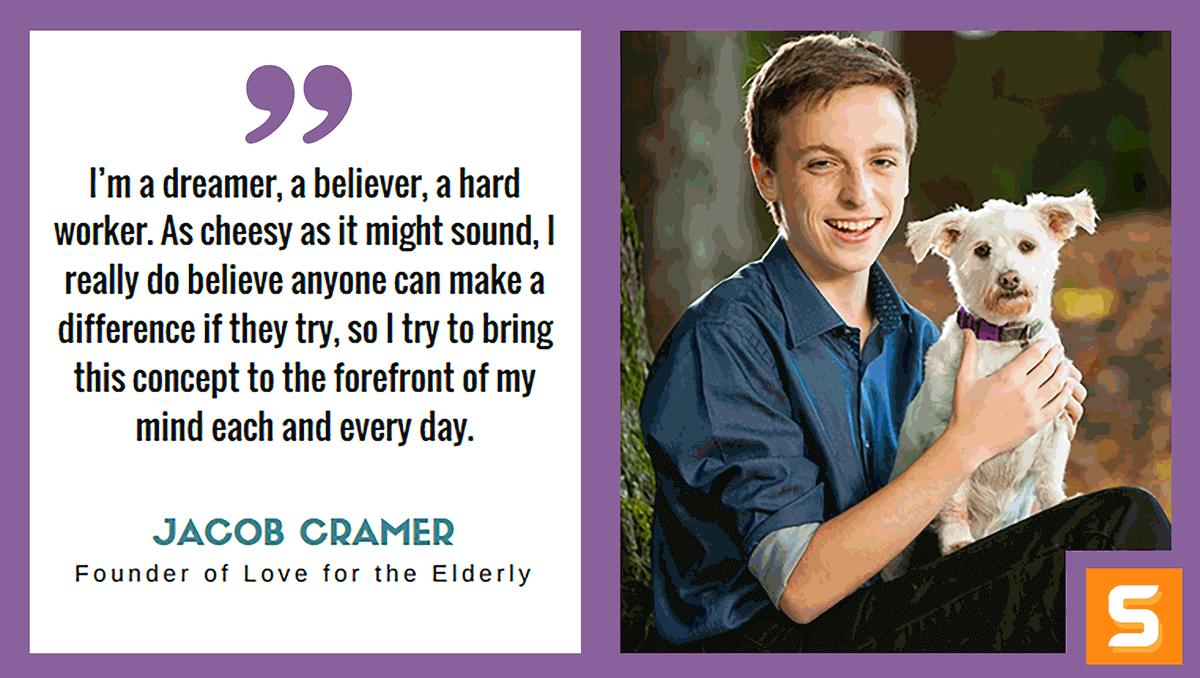 Jacob Cramer interview