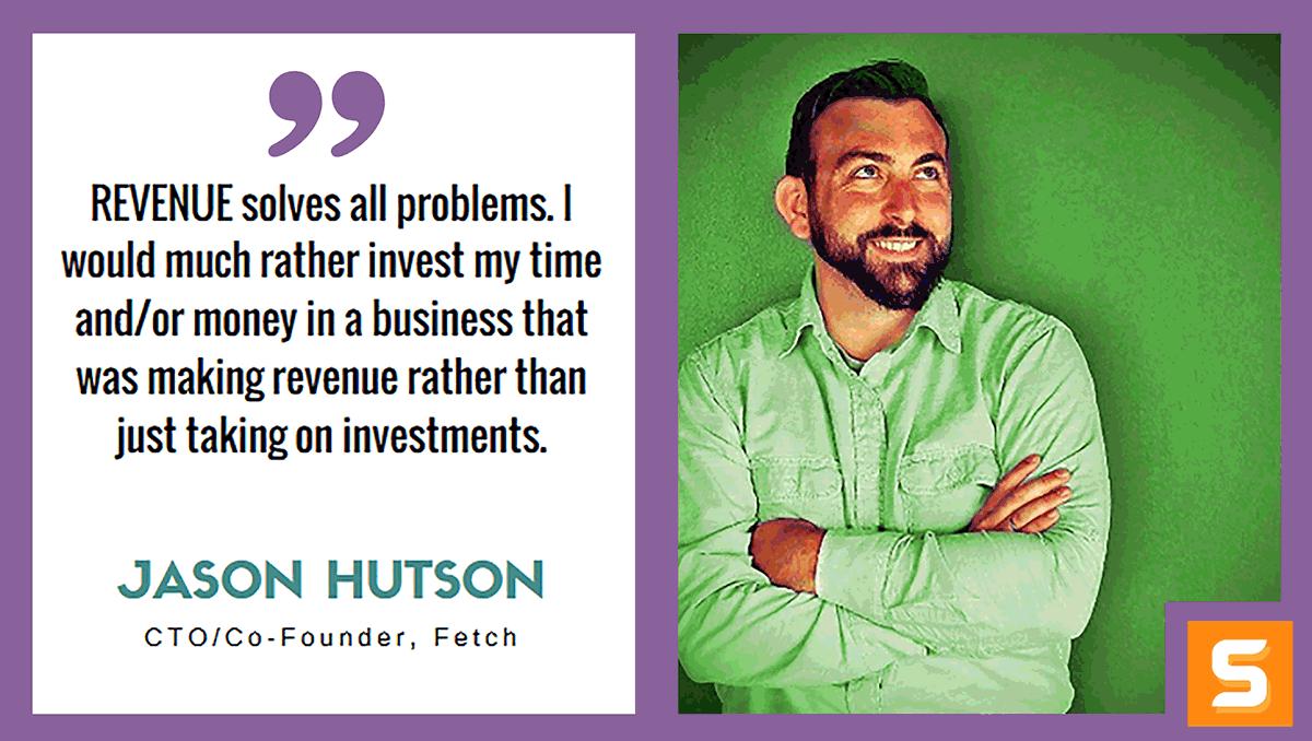 Jason Hutson Interview