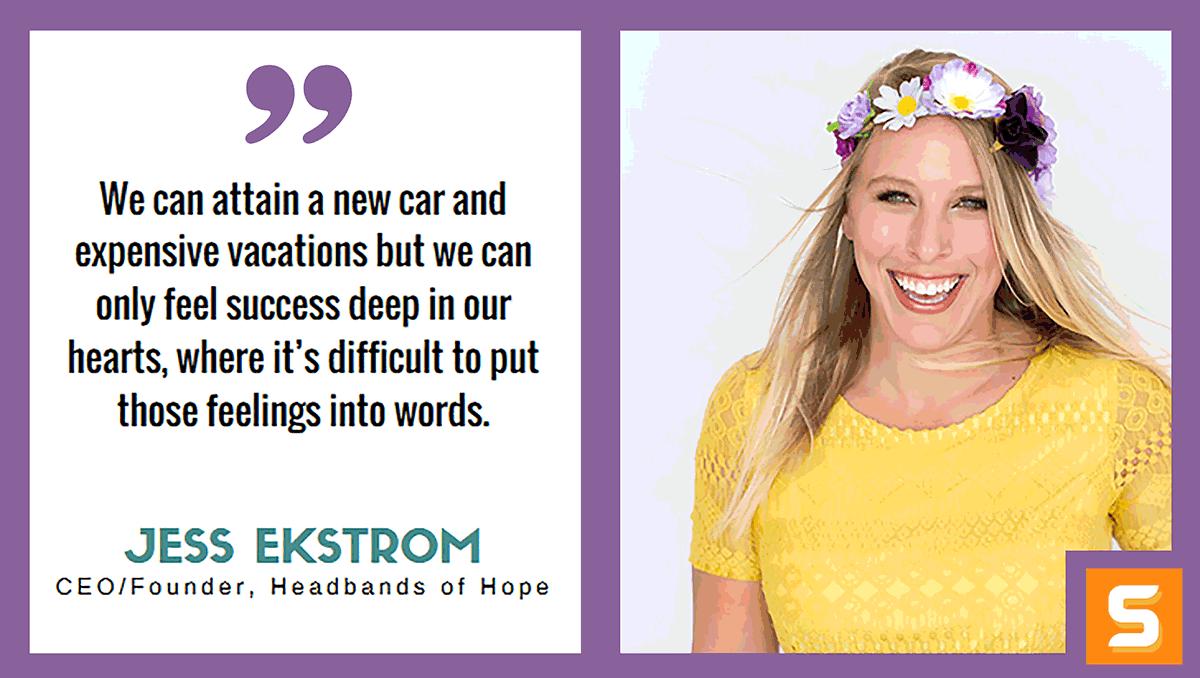 Jess Ekstrom Interview