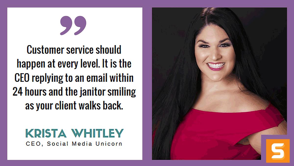 Krista Whitley Interview
