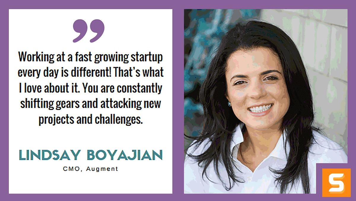 Lindsay Boyajian Interview