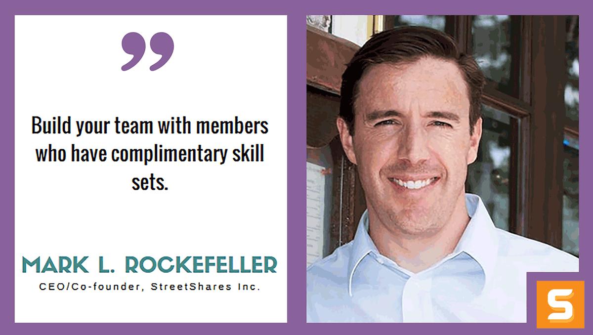 Mark L. Rockefeller Interview