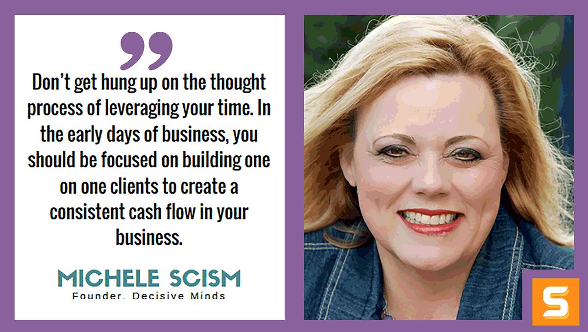 Michele Scism Interview