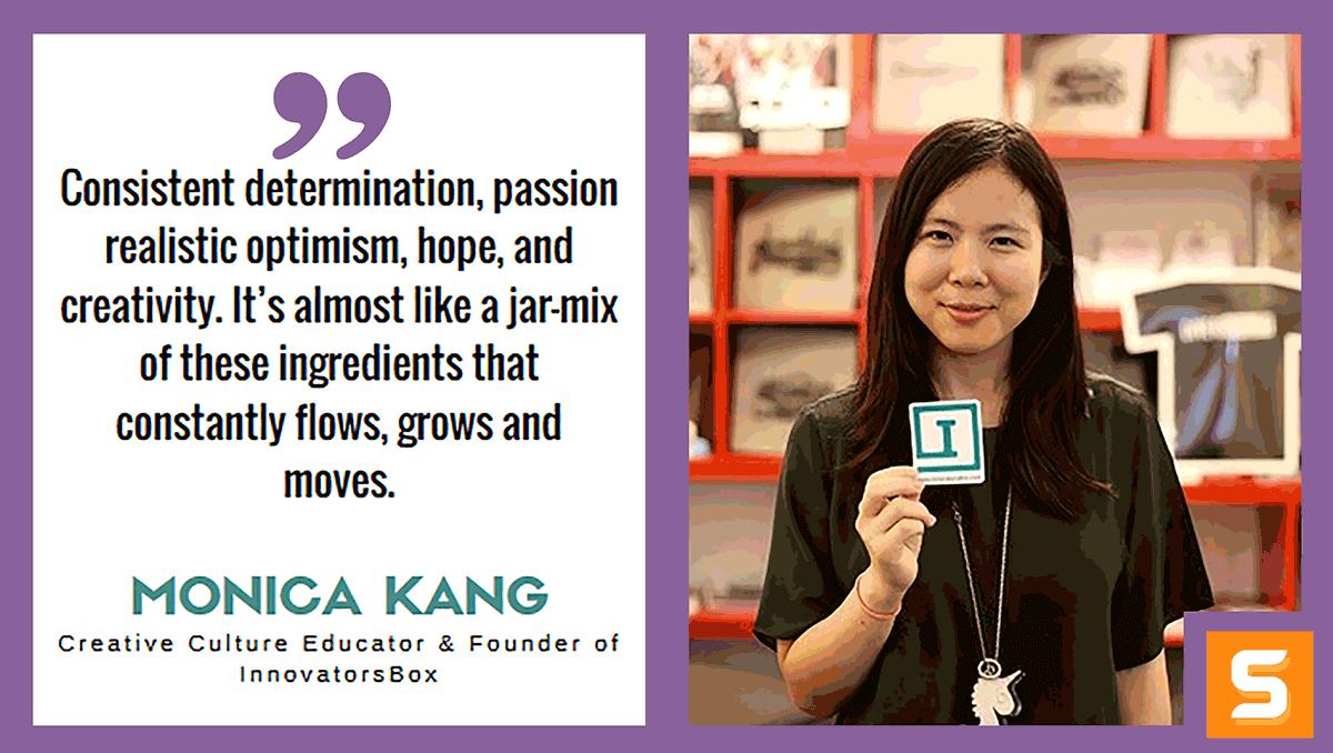 Monica Kang Interview
