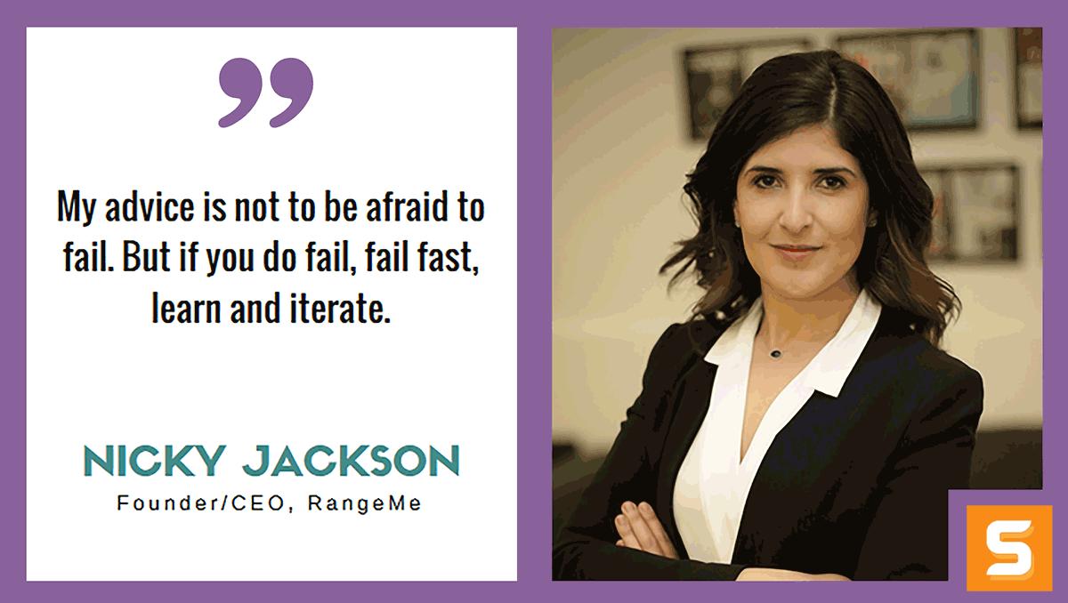 Nicky Jackson Interview