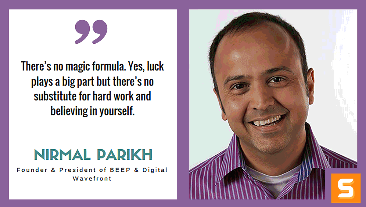 Nirmal Parikh Interview