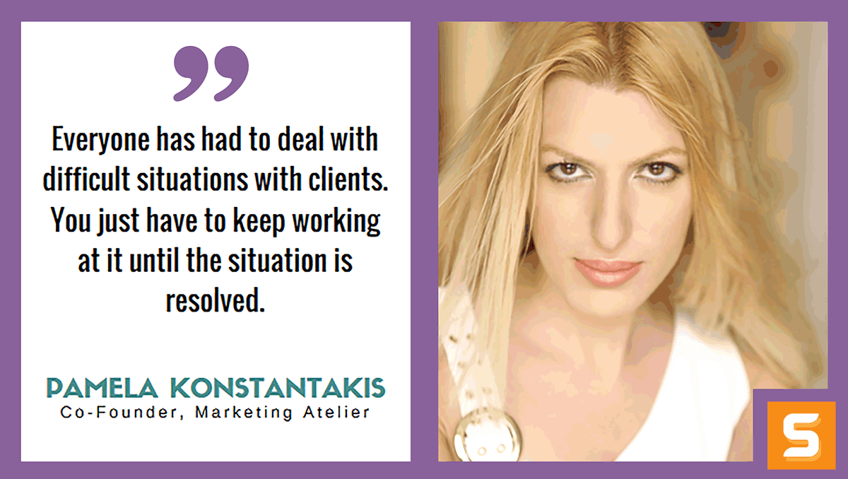 An Interview with Pamela Konstantakis | Startup Savant