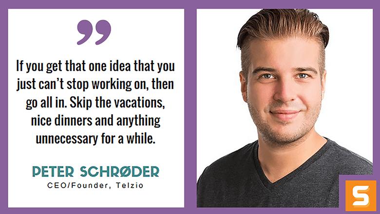 Peter Schrøder Interview