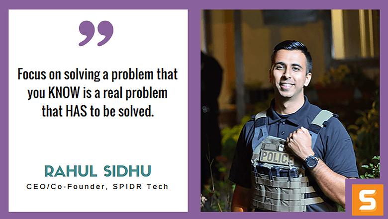 Rahul Sidhu Interview