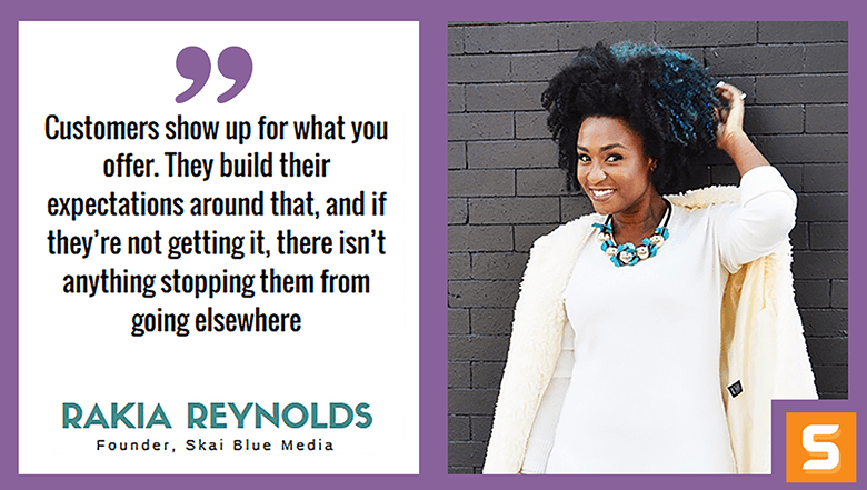 Rakia Reynolds Interview