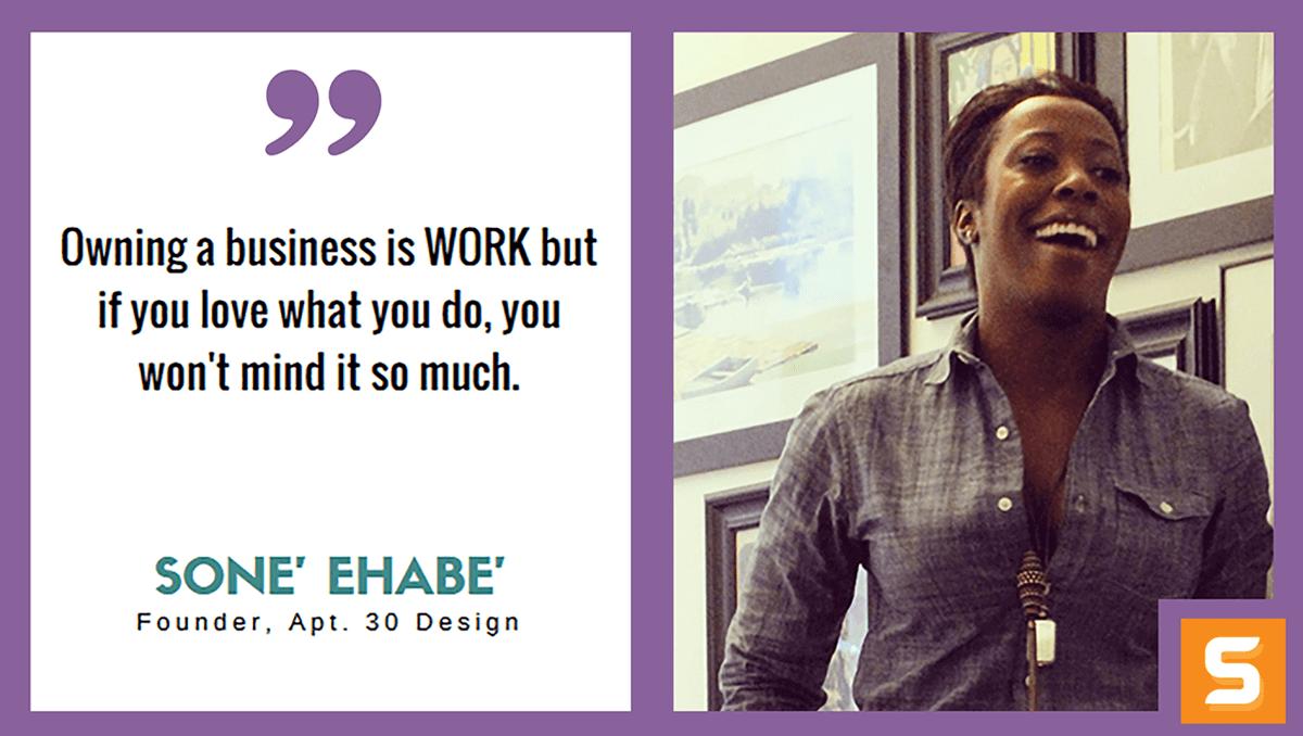 Sone Ehabe Interview