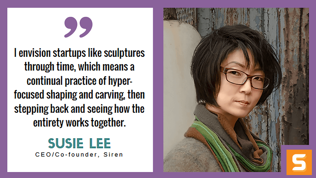 Susie Lee Interview
