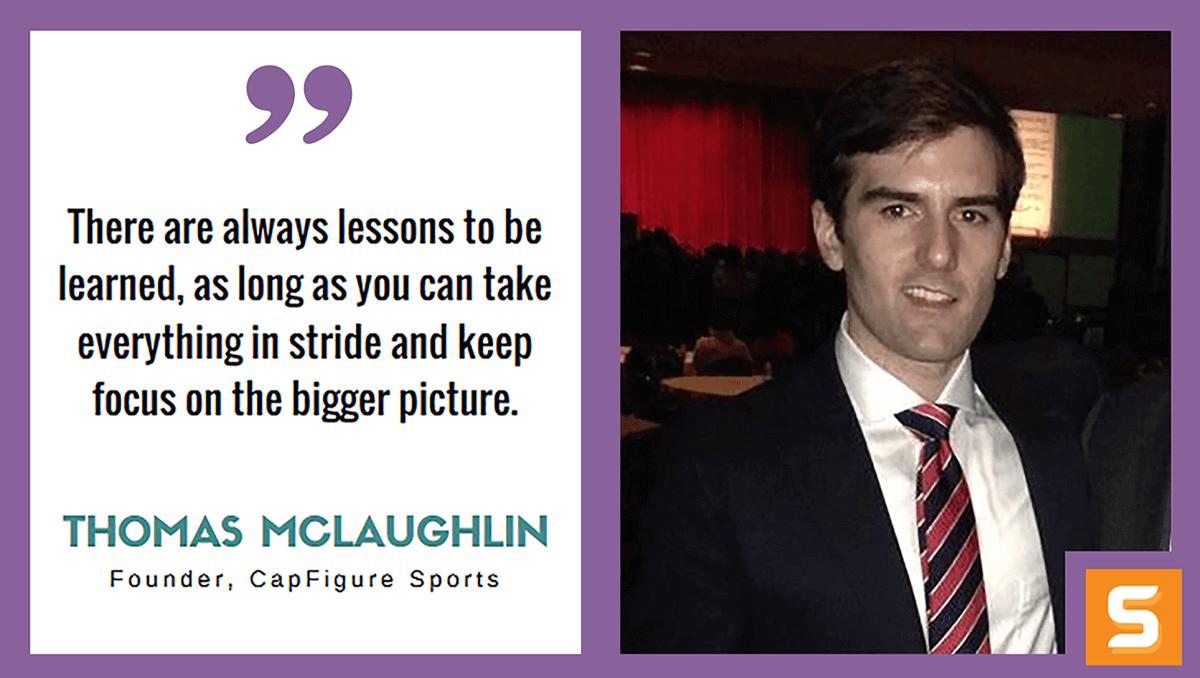 Thomas McLaughlin Interview