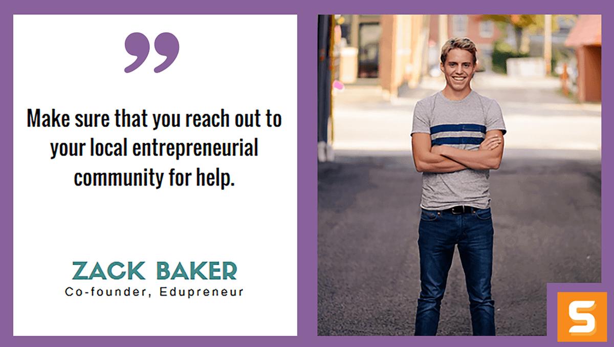 Zack Baker Interview