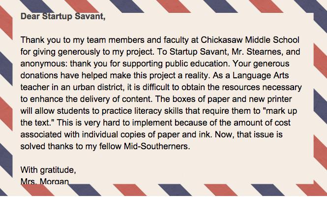 Startup Savant's Impact