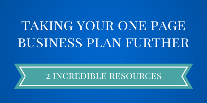 2 Business Planning Resources