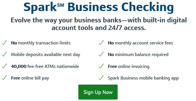 Capital One Business Checking Pricing
