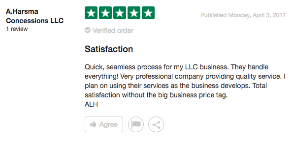 MyCorporation Customer Reviews 2
