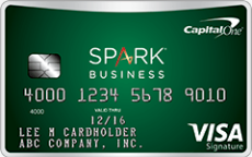Capital One Spark Cash Select logo