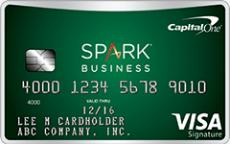 Capital One Spark Cash logo