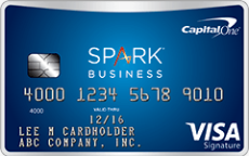 Capital One Spark Miles Select for Business logo